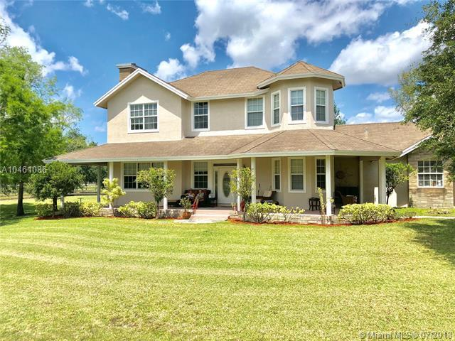 8505 Ranch Rd, Parkland, FL 33067 (MLS #A10461086) :: The Teri Arbogast Team at Keller Williams Partners SW
