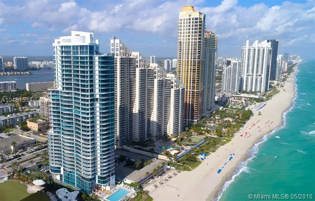 17475 Collins Ave #804, Sunny Isles Beach, FL 33160 (MLS #A10461534) :: Grove Properties
