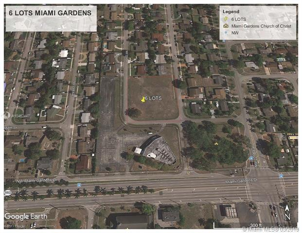 18401 NW 22 Place, Miami Gardens, FL 33056 (MLS #A10462447) :: Grove Properties