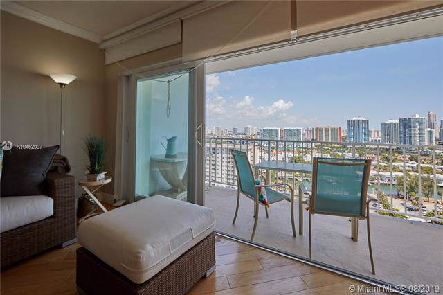 500 Bayview Dr #2031, Sunny Isles Beach, FL 33160 (MLS #A10462907) :: The Teri Arbogast Team at Keller Williams Partners SW