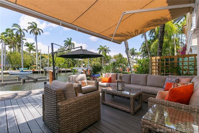 411 Hendricks Isle, Fort Lauderdale, FL 33301 (MLS #A10463020) :: Calibre International Realty