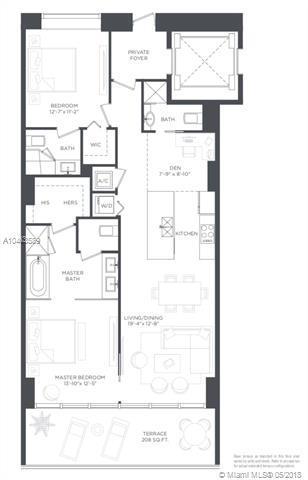 480 NE 31 ST #604, Miami, FL 33137 (MLS #A10463589) :: Green Realty Properties