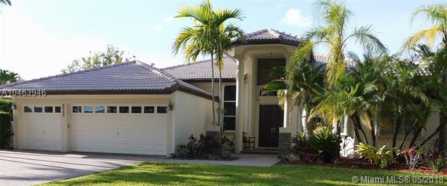 8985 NW 39th St, Cooper City, FL 33024 (MLS #A10463946) :: Green Realty Properties