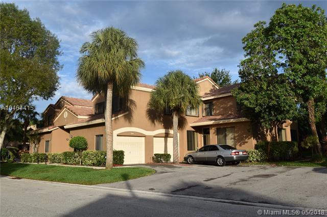 7525 NW 61st Ter #202, Parkland, FL 33067 (MLS #A10464415) :: Green Realty Properties