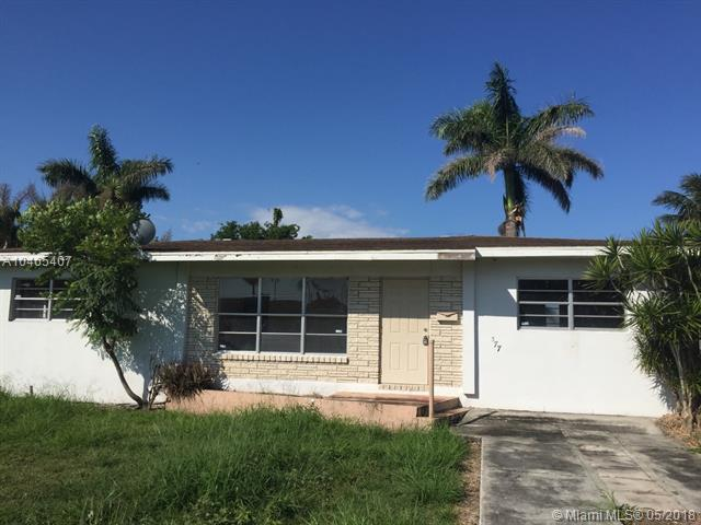 377 Kismet Ave, Pahokee, FL 33476 (MLS #A10465407) :: Prestige Realty Group