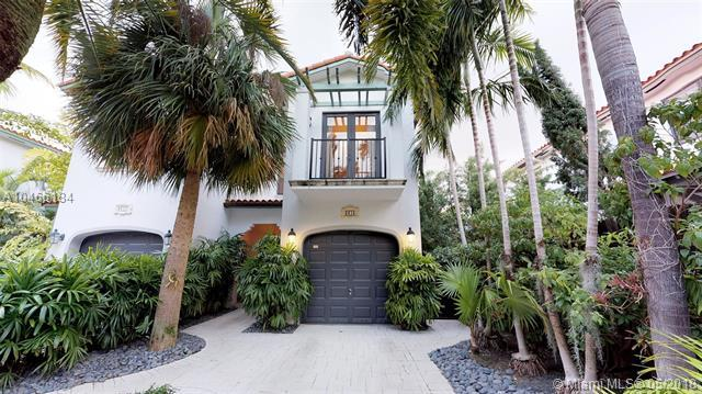 2615 Lincoln Ave, Coconut Grove, FL 33133 (MLS #A10466184) :: The Riley Smith Group
