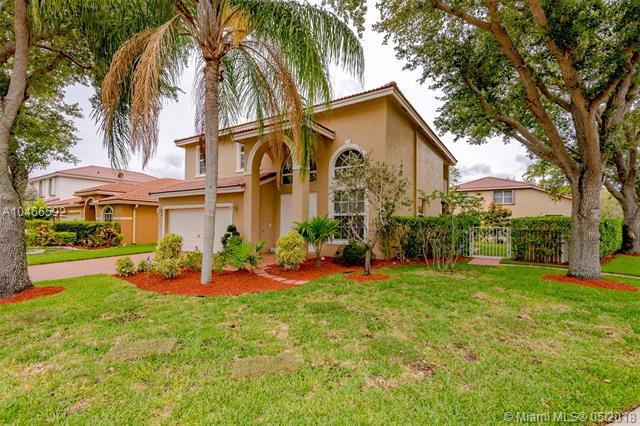 11523 NW 6th Ct, Coral Springs, FL 33071 (MLS #A10466592) :: Green Realty Properties
