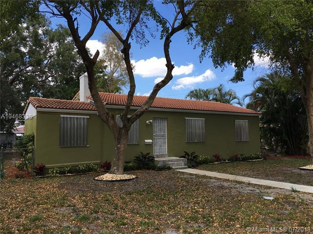 107 NW 109th St, Miami Shores, FL 33168 (MLS #A10468335) :: The Jack Coden Group