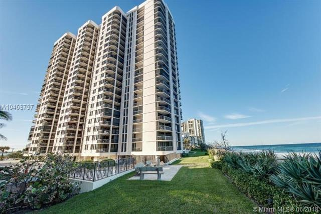 5380 N Ocean Dr 19B, Singer Island, FL 33404 (MLS #A10468797) :: The Teri Arbogast Team at Keller Williams Partners SW