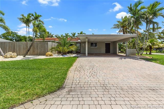 4370 NE 13th Ave, Oakland Park, FL 33334 (MLS #A10470355) :: Green Realty Properties