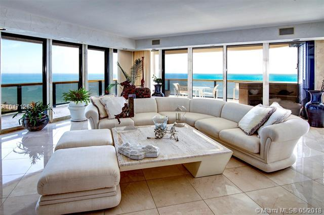 9999 Collins Ave 17D, Bal Harbour, FL 33154 (MLS #A10471268) :: Keller Williams Elite Properties