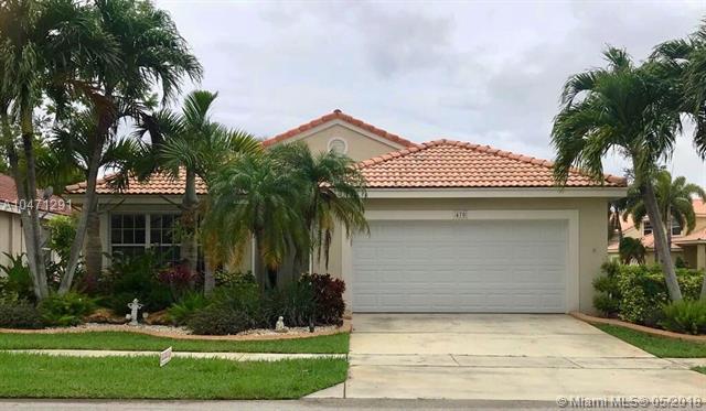 470 SW 182nd Way, Pembroke Pines, FL 33029 (MLS #A10471291) :: Green Realty Properties