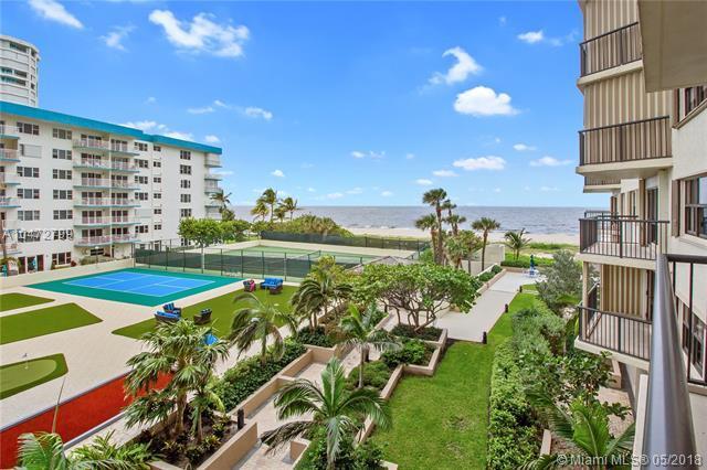 1800 S Ocean Blvd #303, Lauderdale By The Sea, FL 33062 (MLS #A10472799) :: The Teri Arbogast Team at Keller Williams Partners SW
