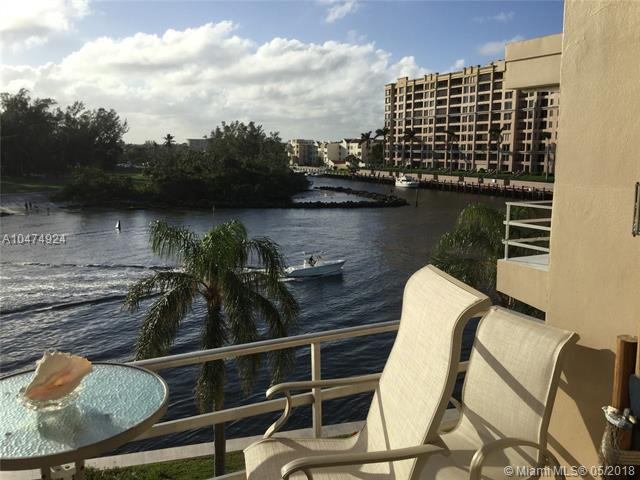 1111 N Riverside Dr #403, Pompano Beach, FL 33062 (MLS #A10474924) :: The Teri Arbogast Team at Keller Williams Partners SW