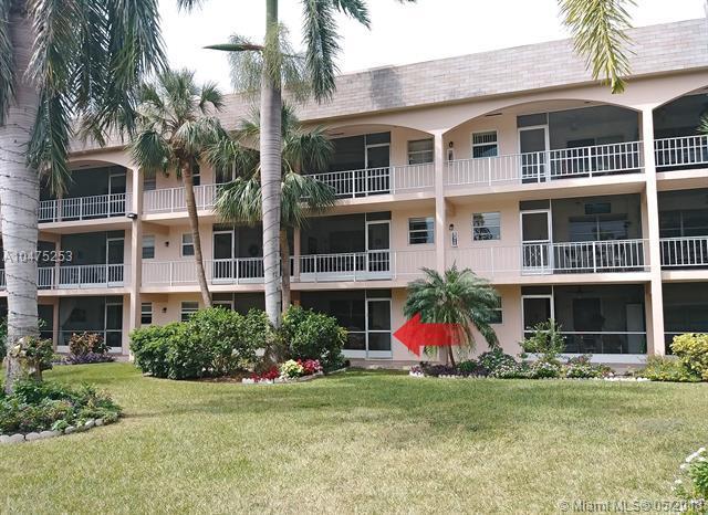 581 Blue Heron Dr. 107-B, Hallandale, FL 33009 (MLS #A10475253) :: RE/MAX Presidential Real Estate Group