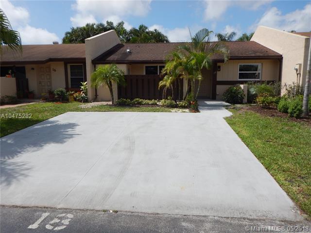 18 Chelsea, Boynton Beach, FL 33462 (MLS #A10475282) :: Green Realty Properties