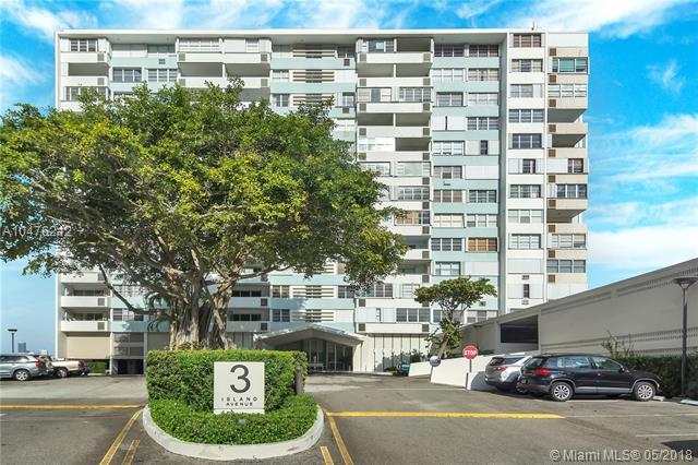 3 Island Ave 3B, Miami Beach, FL 33139 (MLS #A10476212) :: Miami Lifestyle