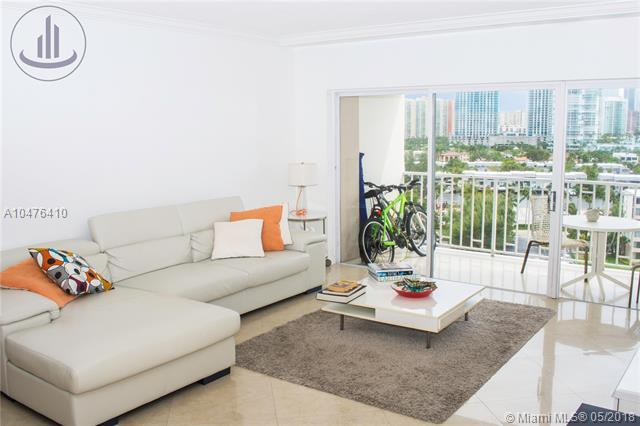 300 Bayview Dr #1107, Sunny Isles Beach, FL 33160 (MLS #A10476410) :: The Teri Arbogast Team at Keller Williams Partners SW