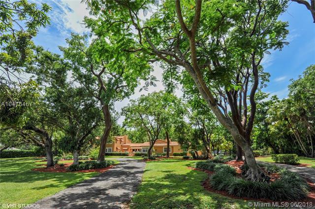 8820 Arvida Dr, Coral Gables, FL 33156 (MLS #A10476467) :: Green Realty Properties