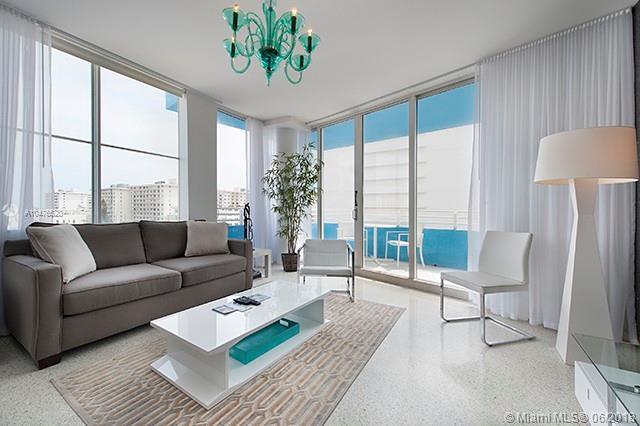225 Collins Ave 6L, Miami Beach, FL 33139 (MLS #A10476520) :: The Riley Smith Group
