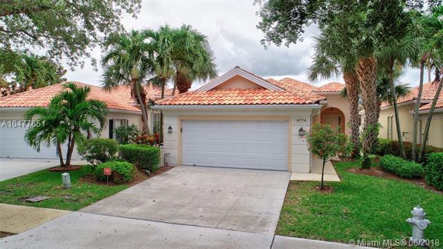 4774 Lakeland Dr, Delray Beach, FL 33445 (MLS #A10477651) :: Green Realty Properties