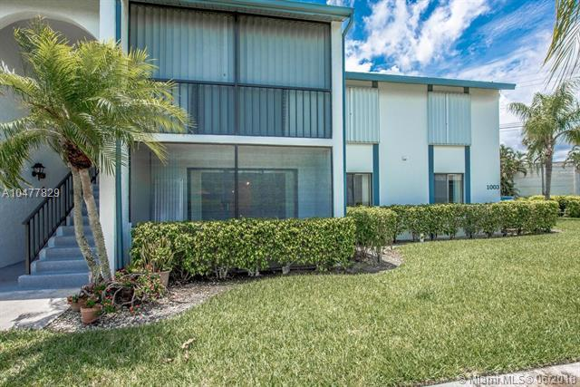 1003 Green Pine Blvd B1, West Palm Beach, FL 33409 (MLS #A10477829) :: Prestige Realty Group