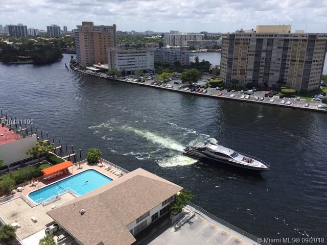 1833 S Ocean Dr #1608, Hallandale, FL 33009 (MLS #A10481190) :: Stanley Rosen Group