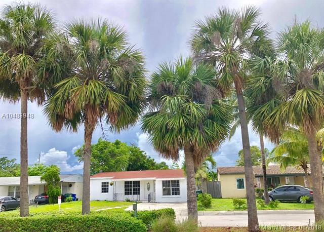 5357 N Andrews Ave, Oakland Park, FL 33309 (MLS #A10483948) :: The Riley Smith Group