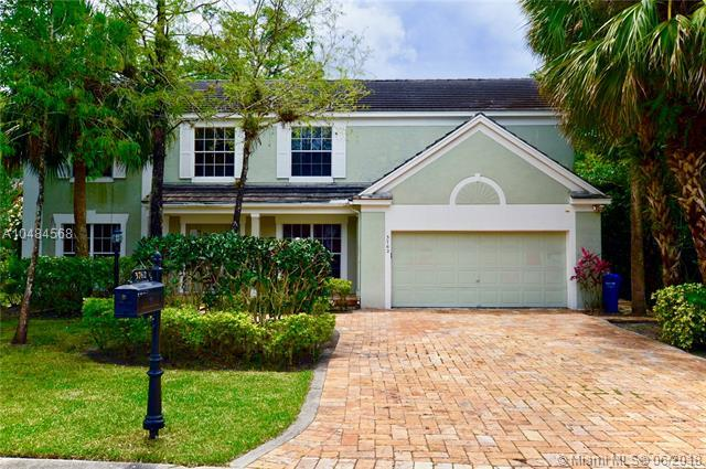 3762 Cypress Fern Way, Coral Springs, FL 33065 (MLS #A10484568) :: The Teri Arbogast Team at Keller Williams Partners SW