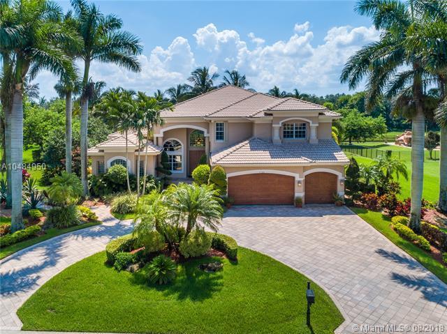 3520 Birch Ter, Davie, FL 33330 (MLS #A10484950) :: Green Realty Properties