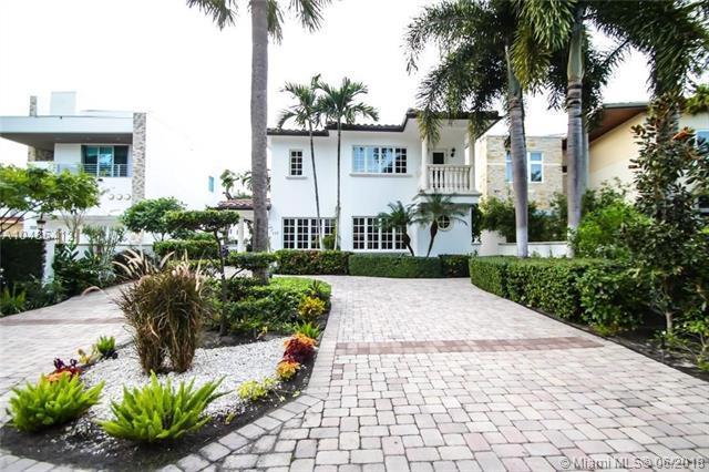 113 S Gordon Rd, Fort Lauderdale, FL 33301 (MLS #A10485412) :: Green Realty Properties