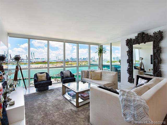 400 Alton Rd #1001, Miami Beach, FL 33139 (MLS #A10486104) :: Miami Lifestyle