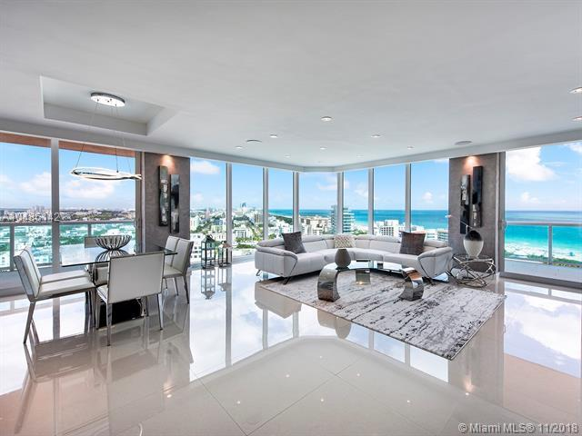 300 S Pointe Dr #2005, Miami Beach, FL 33139 (MLS #A10486142) :: The Paiz Group