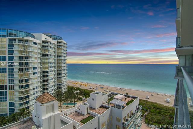 3737 Collins Av S-1404, Miami Beach, FL 33140 (MLS #A10486479) :: The Kurz Team