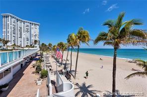 1360 S Ocean Blvd #302, Pompano Beach, FL 33062 (MLS #A10487751) :: Calibre International Realty