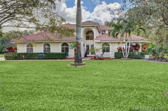 7900 S Woodridge Dr, Parkland, FL 33067 (MLS #A10488775) :: Stanley Rosen Group