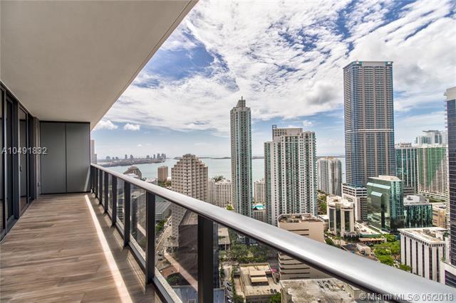 801 S Miami Ave #3502, Miami, FL 33131 (MLS #A10491832) :: Prestige Realty Group