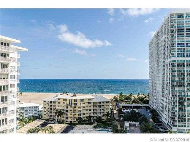 1920 S Ocean Dr #1009, Fort Lauderdale, FL 33316 (MLS #A10494143) :: The Riley Smith Group