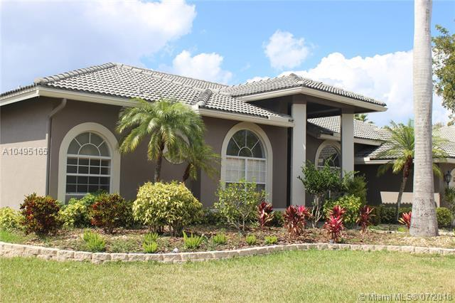 6467 NW 99th Ave, Parkland, FL 33076 (MLS #A10495165) :: The Teri Arbogast Team at Keller Williams Partners SW