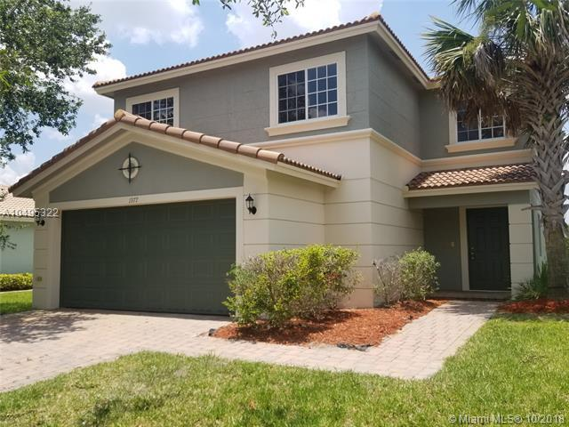 1977 SW Providence Pl, Port St. Lucie, FL 34953 (MLS #A10495322) :: Green Realty Properties
