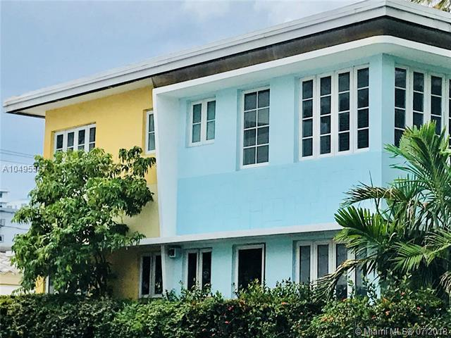 800 Lenox Avenue #4, Miami Beach, FL 33139 (MLS #A10495547) :: Green Realty Properties