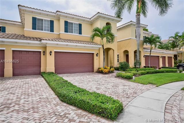 359 Chambord Ter #359, Palm Beach Gardens, FL 33410 (MLS #A10496625) :: Green Realty Properties
