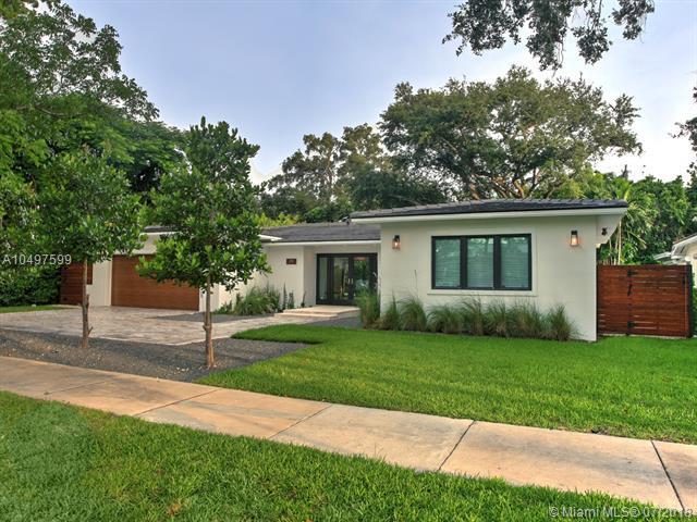 264 E Shore Dr, Miami, FL 33133 (MLS #A10497599) :: The Riley Smith Group