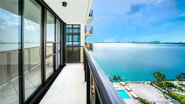 600 NE 36th St #1803, Miami, FL 33137 (MLS #A10498579) :: Keller Williams Elite Properties