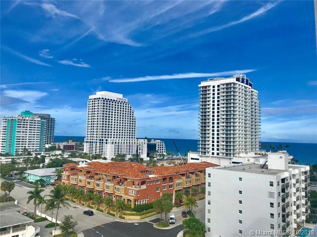 401 N Birch Road #1012, Fort Lauderdale, FL 33304 (MLS #A10499778) :: Miami Villa Team