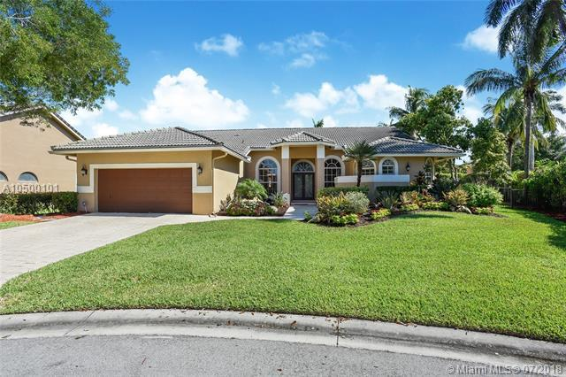 12661 Magnolia Ct, Coral Springs, FL 33071 (MLS #A10500101) :: The Riley Smith Group