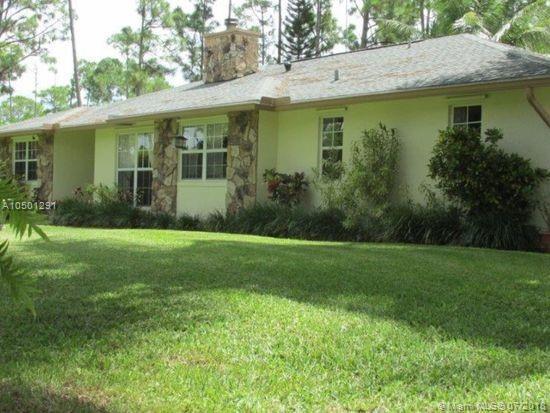 15838 76th Rd N, Loxahatchee, FL 33470 (MLS #A10501291) :: Green Realty Properties