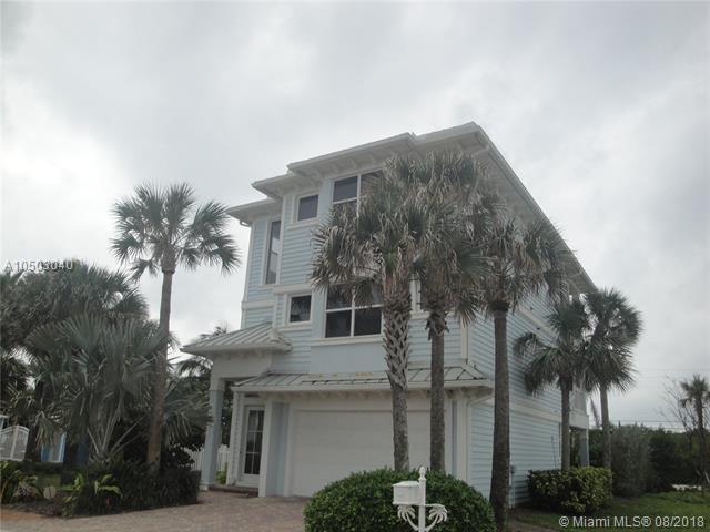 4933 Watersong Way, Hutchinson Island, FL 34949 (MLS #A10503040) :: Miami Villa Team