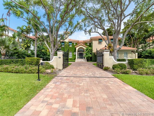 109 Paloma Dr, Coral Gables, FL 33143 (MLS #A10503046) :: Calibre International Realty