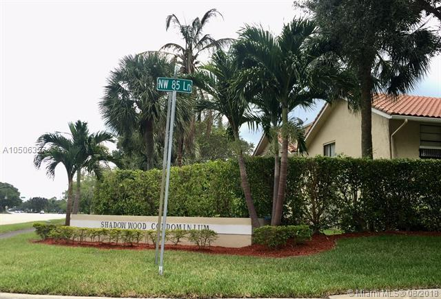 8516 Shadow Ct 5-17, Coral Springs, FL 33071 (MLS #A10506357) :: Green Realty Properties